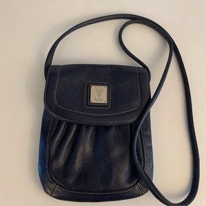 Tignanello Navy Crossbody